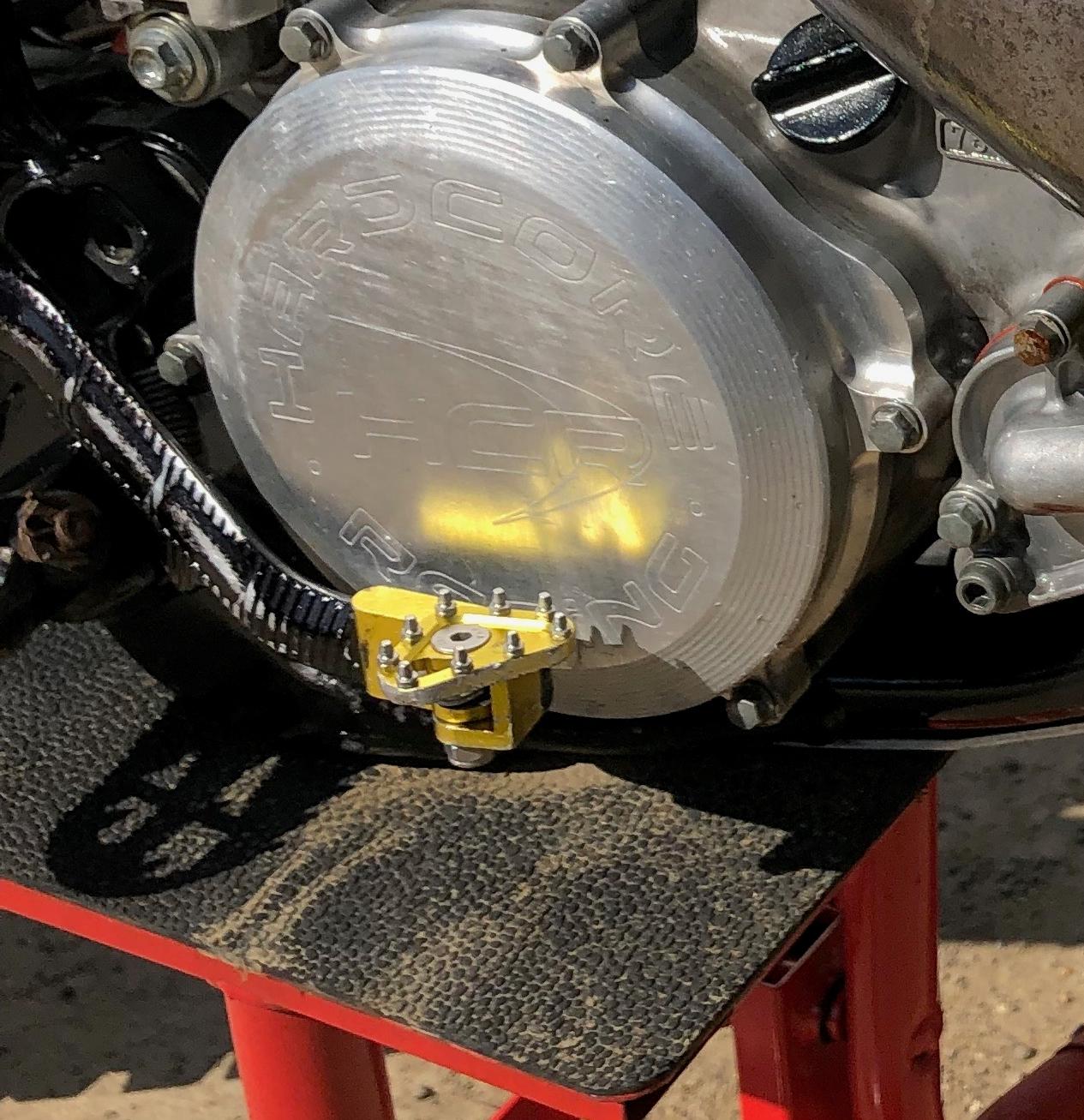 rear motobike brake